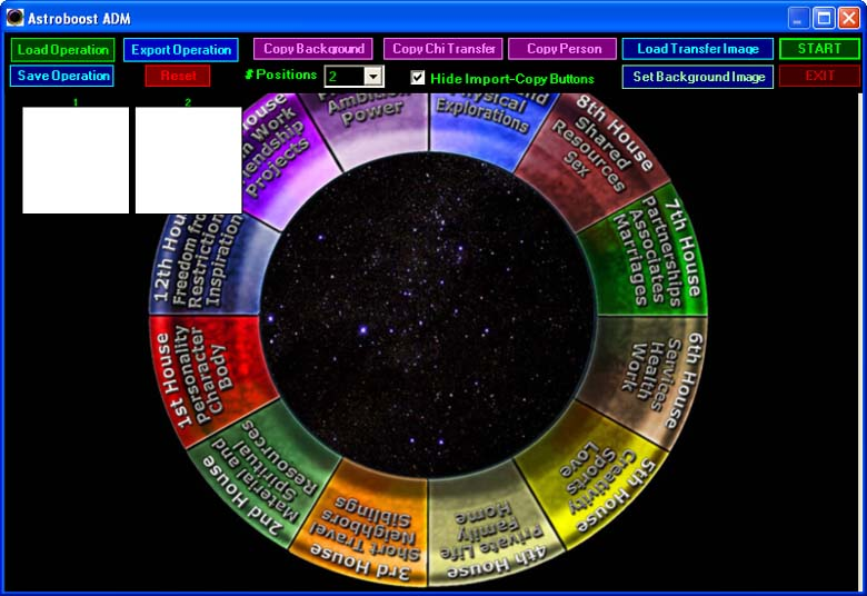 astrology program startup